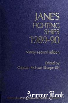 Jane's Fighting Ships 1989-90 [Janes Information Group]