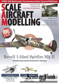 Scale Aircraft Modelling 2014-12 (Vol.36 No.10)
