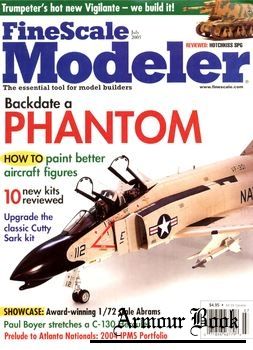 FineScale Modeler 2005-07 (Vol.23 No.06)