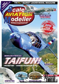 Scale Aviation Modeller International 2014-12 (Vol.20 Iss.12)