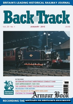Back Track 2015-01 (Vol.29 No.01)