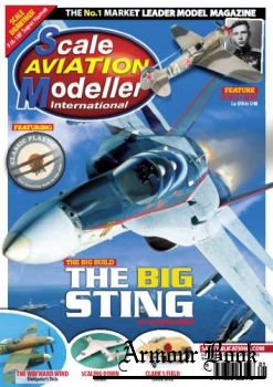 Scale Aviation Modeller International 2015-01 (Vol.21 Iss.01)