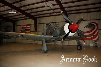 Hawker Tempest Mk II (LA607) [Walk Around]