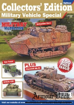 Military Modelling Vol.45 No.04 (2015) [Military Vehicle Special Collectors' Editions №18]