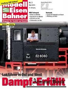 Modelleisenbahner 2015-05