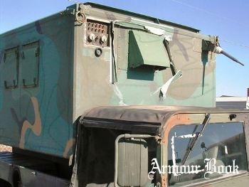 Humvee Shelter [Walk Around]
