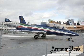 Aermacchi MB-339A (MM54476) [Walk Around]
