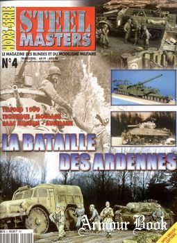La Bataille des Ardennes [Steel Masters Hors-Series №04]