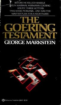 The Goering Testament [Ballantine Books]