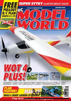 Radio Control Model World 2015-08