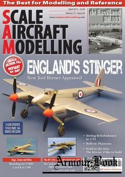 Scale Aircraft Modelling 2015-04 (Vol.37 No.02)