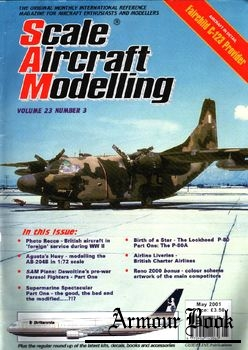 Scale Aircraft Modelling 2001-05 (Vol.23 No.03)