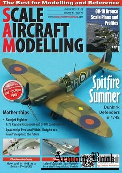 Scale Aircraft Modelling 2015-08 (Vol.37 No.06)