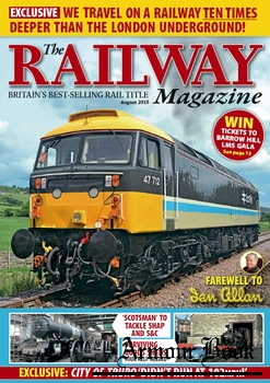 The Railway Magazine 2015-08