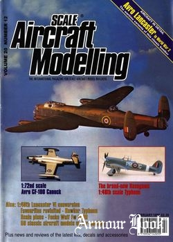 Scale Aircraft Modelling 1999-02 (Vol.20 No.12)