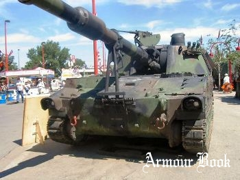 M109A4 [Walk Around]