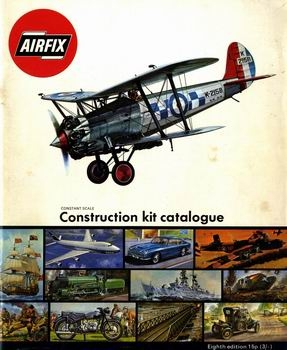 Airfix Constant Scale Construction Kit Catalogue [Airfix]
