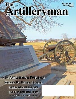 The Artilleryman 2015-Spring (Vol.36 No.02)