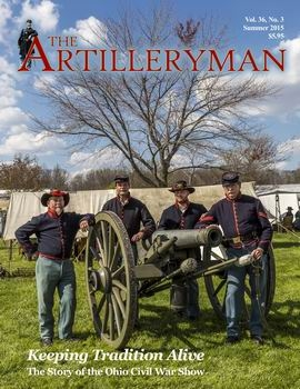 The Artilleryman 2015-Summer (Vol.36 No.03)