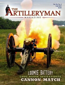 The Artilleryman Magazine - 2015 Fall (Vol.36 No.4)