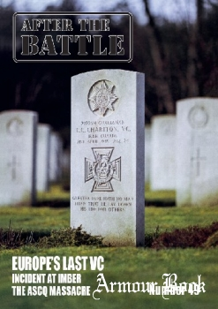 Europe's Last Vc [After the Battle 049]