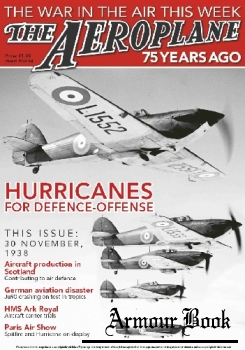 Hurricanes For Defence-Offense [The Aeroplane 75 Years Ago]