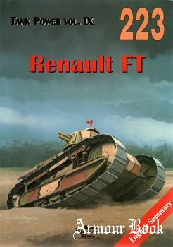 Renault FT [Wydawnictwo Militaria 223]