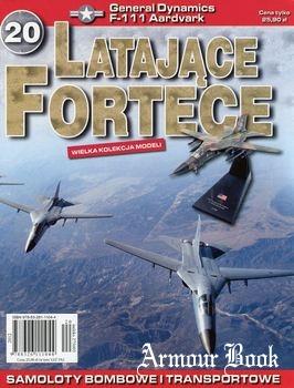 General Dynamics F-111 Aardvark [Letajace Fortece №20]