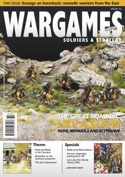 Wargames Soldiers & Strategy №72