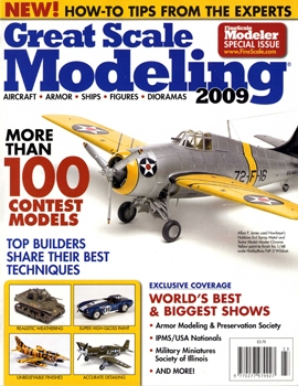 Great Scale Modeling 2009 [FineScale Modeler Special]