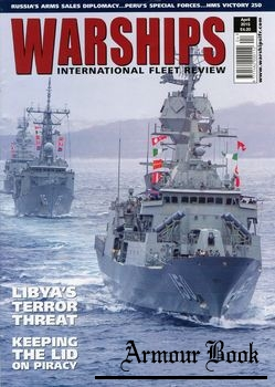 Warships International Fleet Review 2015-04