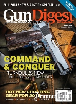Gun Digest - Fall 2015
