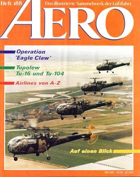 Aero: Das Illustrierte Sammelwerk der Luftfahrt №188