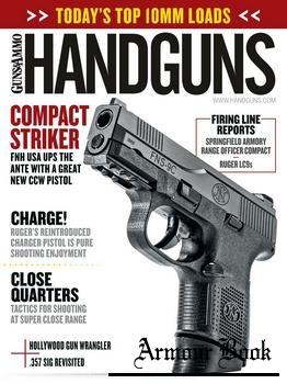 Handguns (Guns & Ammo 2015-08/09)