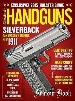 Handguns (Guns & Ammo 2015-10/11)