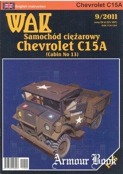 Chevrolet C15A [WAK 2011/9]