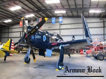 Grumman F8F-2 Bearcat [Walk Around]