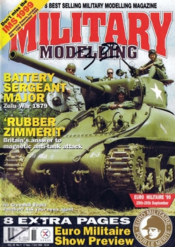 Military Modelling Vol.29 No.11 (1999)