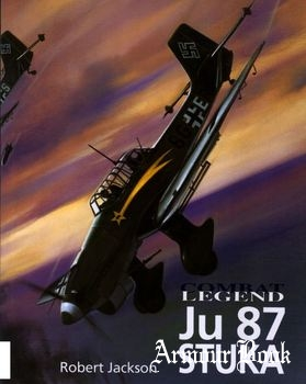 Ju 87 Stuka [Combat Legends]