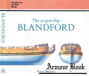 The 20-Gun Ship Blandford [Anatomy of the Ship]