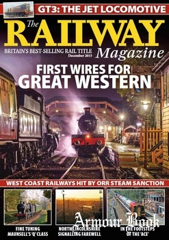 The Railway Magazine 2015-12