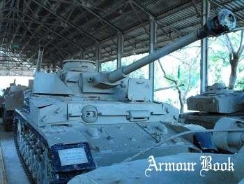 Panzer IV (Syrian) [Walk Around]