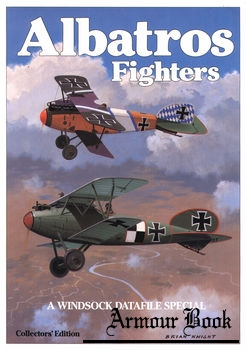 Albatros Fighters [Windsock Datafile Special]
