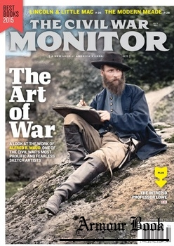 The Civil War Monitor 2015-Winter (Vol.5 No.4)