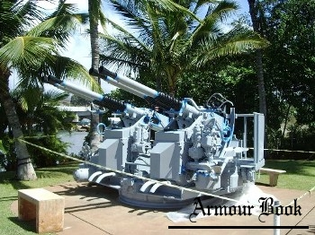 40mm/56 Bofors Mark 2 Quad Anti-Aircraft Mount [Walk Around]