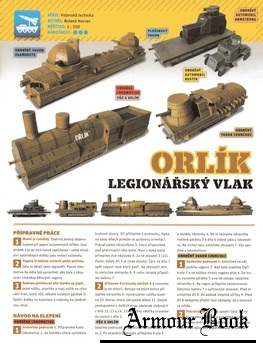 "Legionarsky vlak ""Orlik"" [ABC 2015-25/26]"