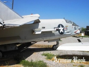 Vought F8U-1 Crusader [Walk Around]