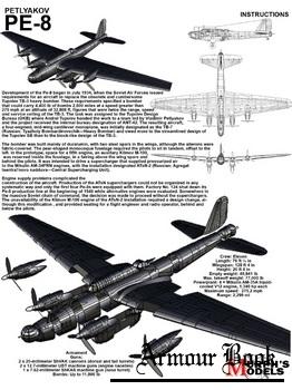 Petlyakov Pe-8 [Murph's Models]