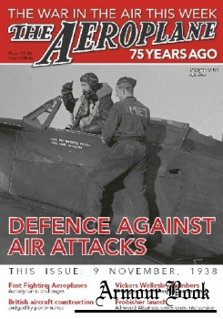 Defence Against Air Attacks [The Aeroplane 75 Years Ago]