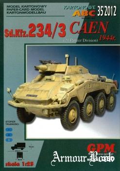 Sd.Kfz.234/3 Caen [GPM 350]